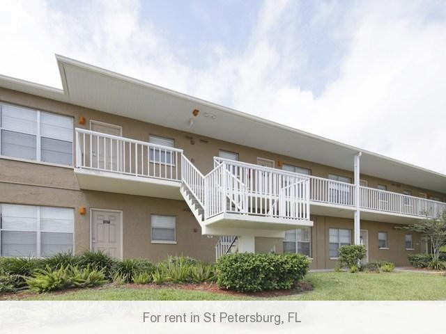 Rio Vista Village Apartments St Petersburg Fl