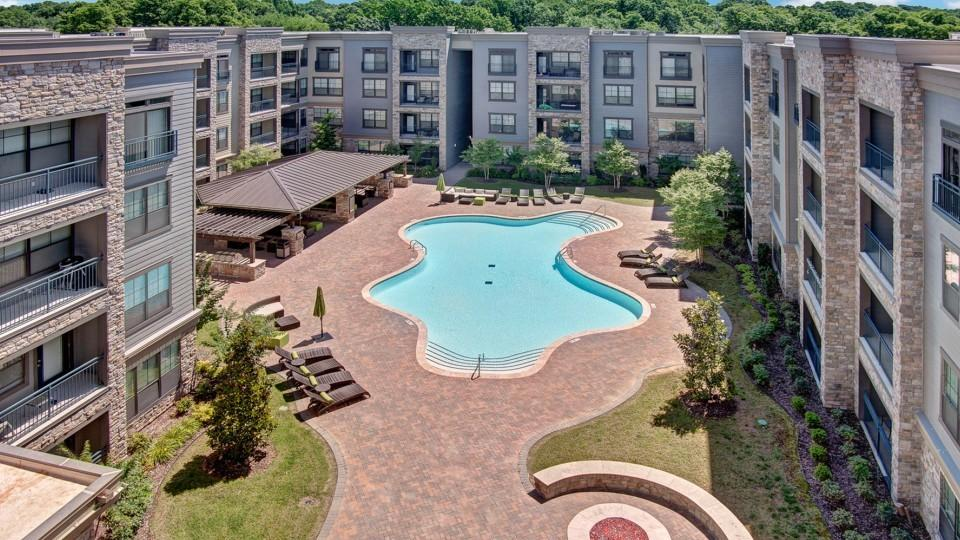The Enclave At Brookside Apartment Homes Apartments Tulsa