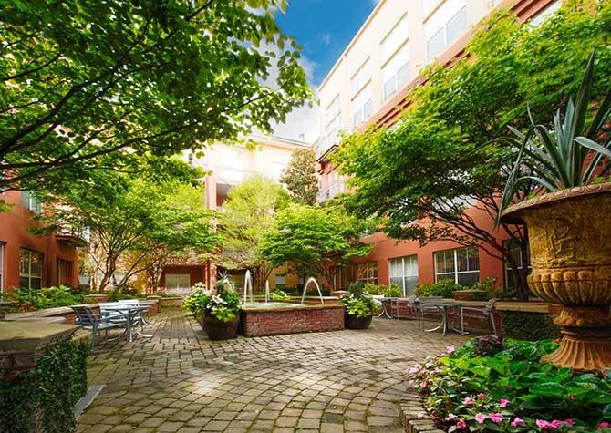 Post Parkside ATL Apartments photo #1