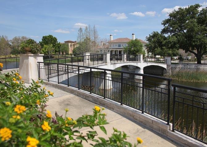 Post Lake At Baldwin Park Apartments Orlando Fl
