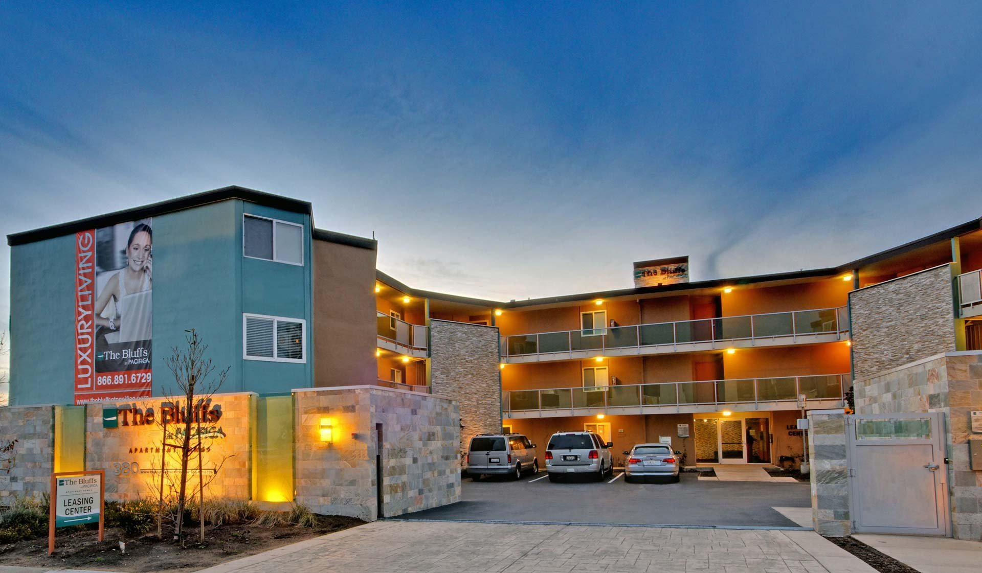 The Bluffs at Pacifica Apartments photo #1