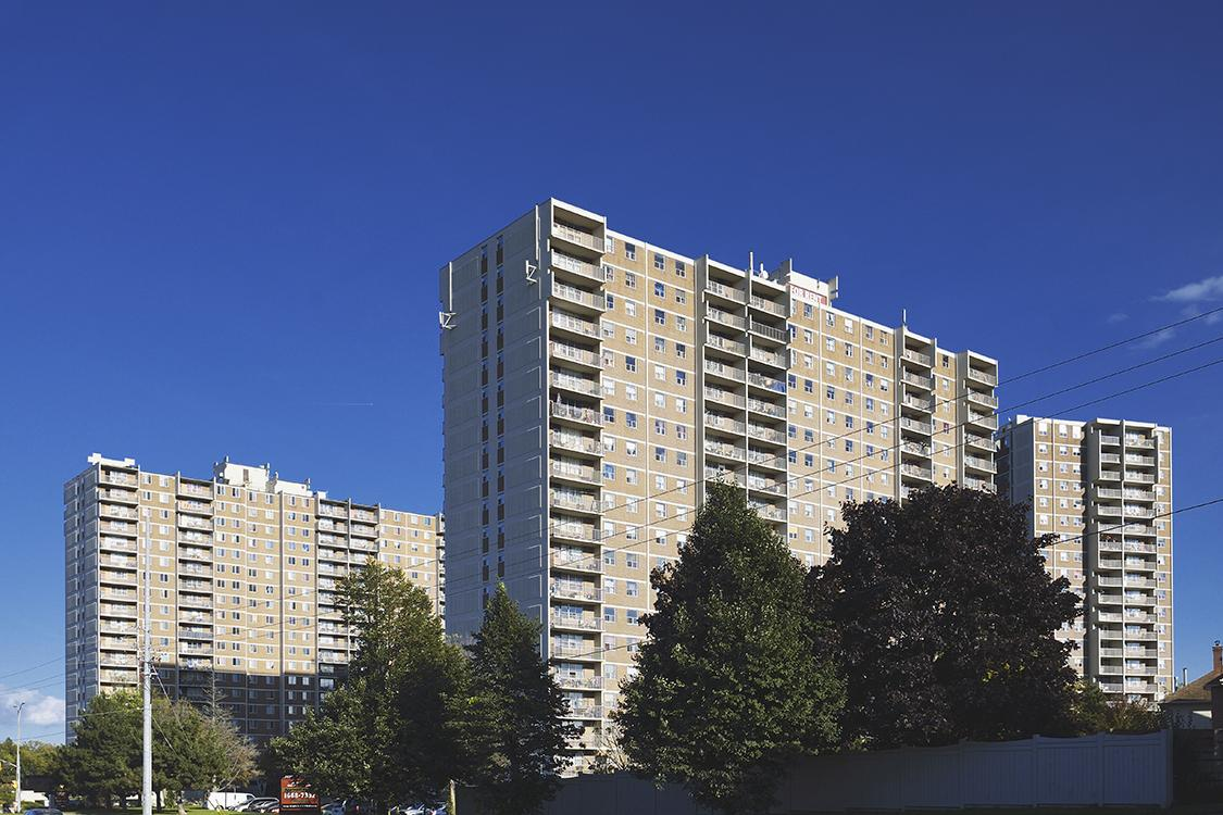 Highland Towers Apartments photo #1