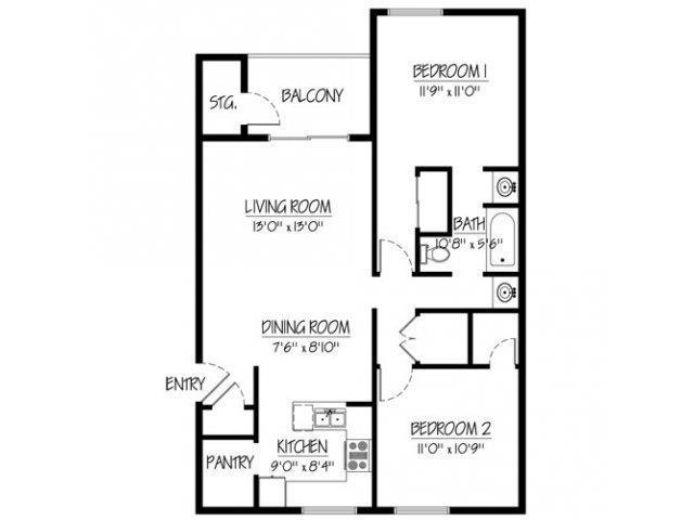 Cottonwood Terrace Apartments photo #1