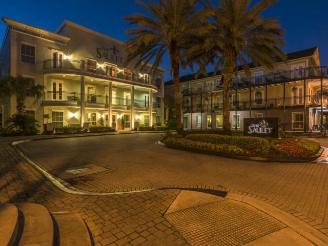 Saulet Apartments New Orleans La