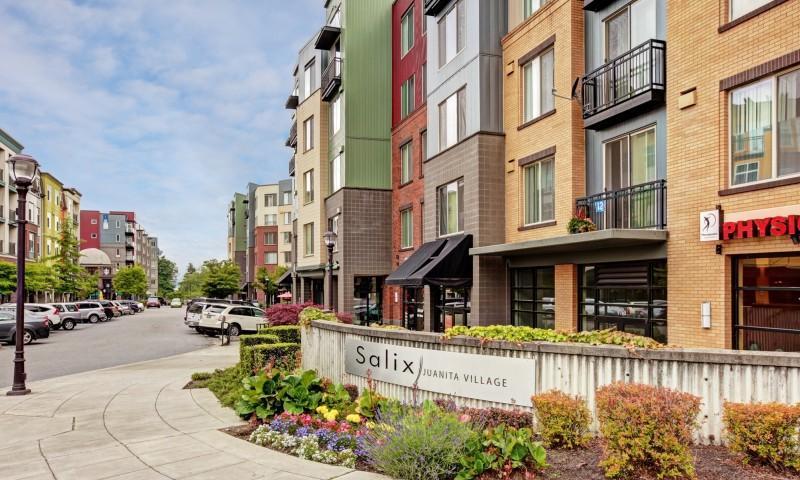 Salix at Juanita Village Apartments photo #1