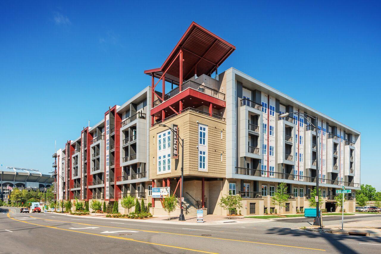 Circa Uptown Apartments, Charlotte NC - Walk Score