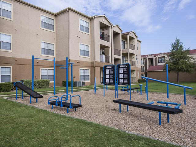 Landmark At Courtyard Villas Apartment Homes Apartments Mesquite Tx Walk Score