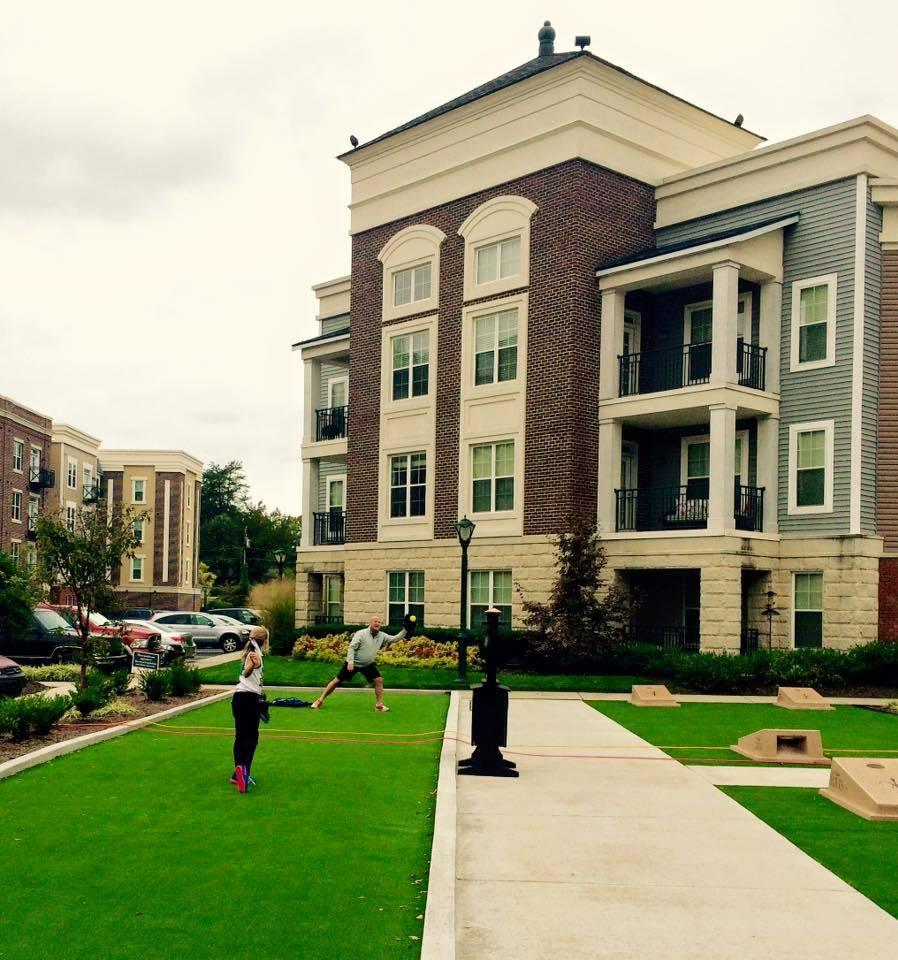 2 Bedroom Apartments In Greensboro Nc: The Village Lofts At North Elm Apartments, Greensboro NC