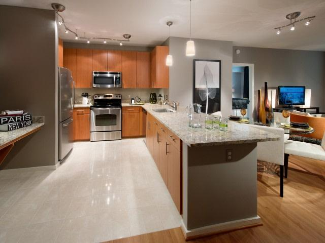 Solaire Silver Spring Apartments Photo #1 Design Inspirations