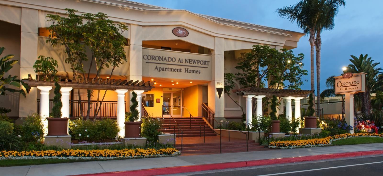Coronado at Newport North and South Apartments photo #1