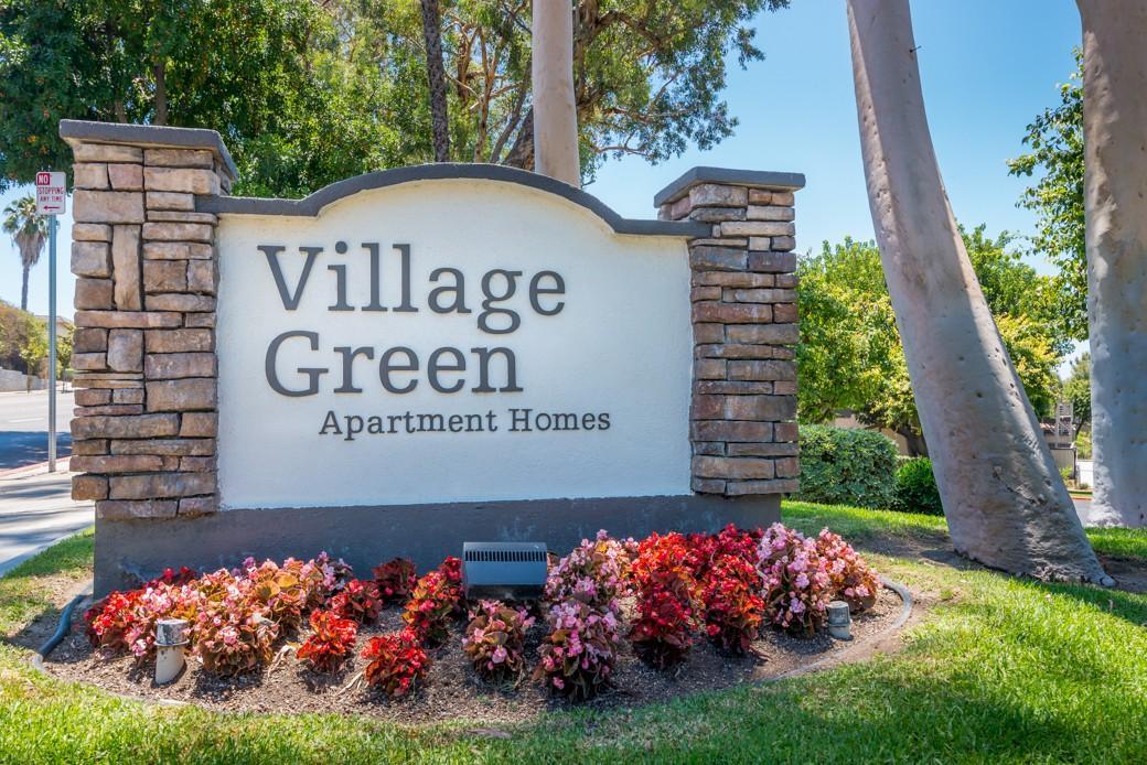 Village Green Apartments photo #1