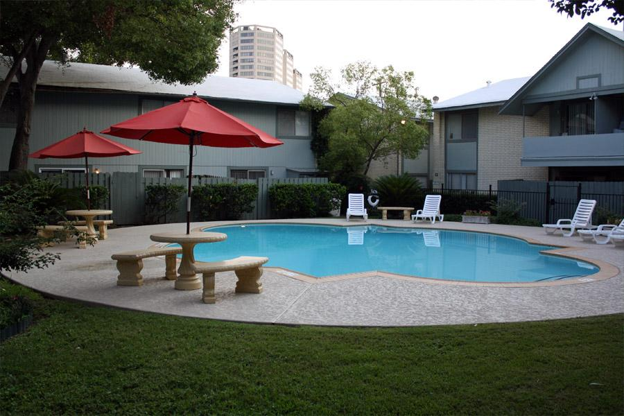 Off Memorial Apartments Houston Tx