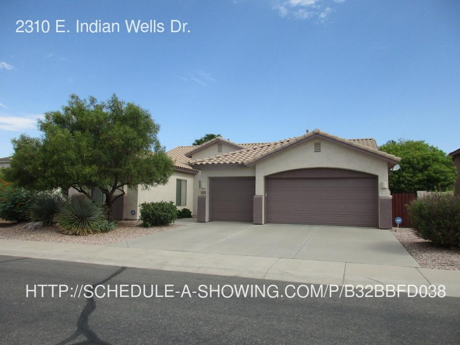 2310 E. Indian Wells Dr. photo #1