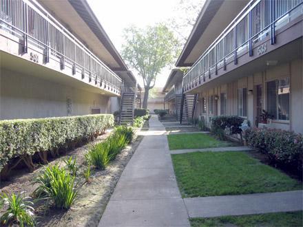 The Village Apartments (Santa Ana) photo #1