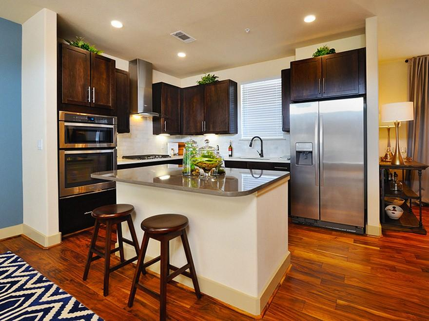 The Townhomes at Woodmill Creek Apartments photo #1