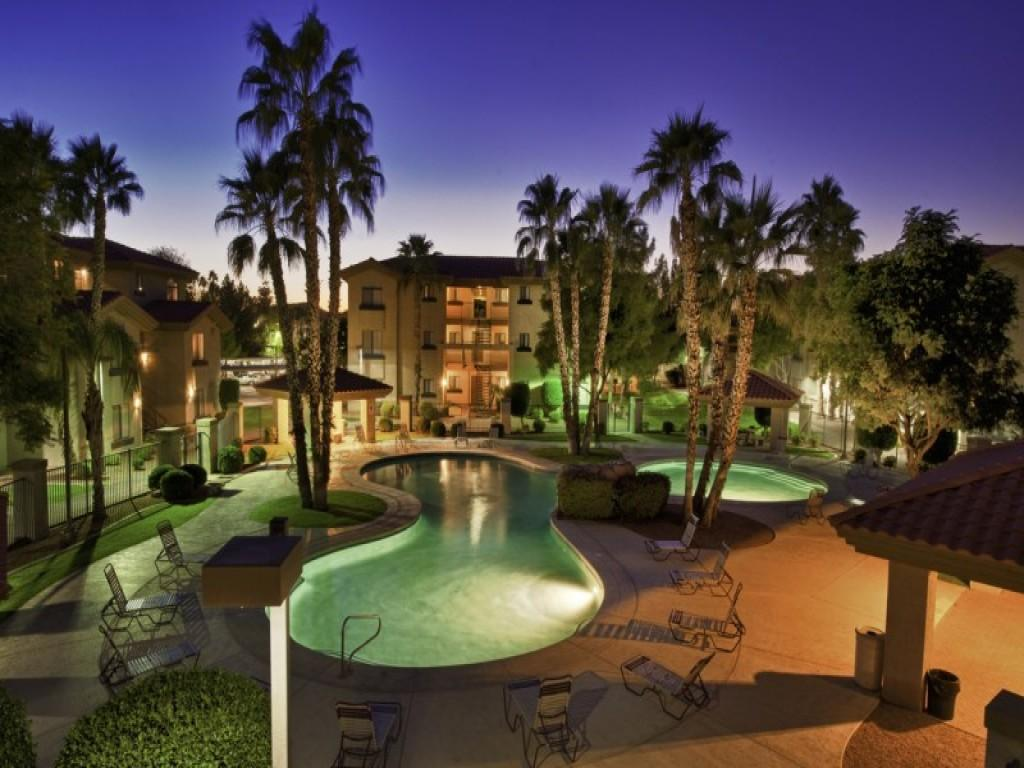 The Palms On Scottsdale Apartments Tempe Az Walk Score