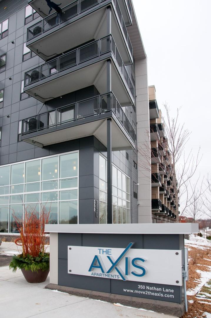 The Axis Apartments photo #1