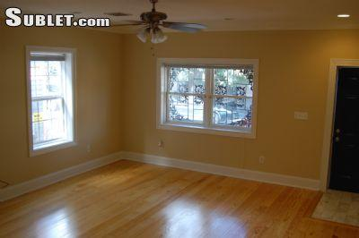 Furnished rental with all utilities paid for month to month lease.