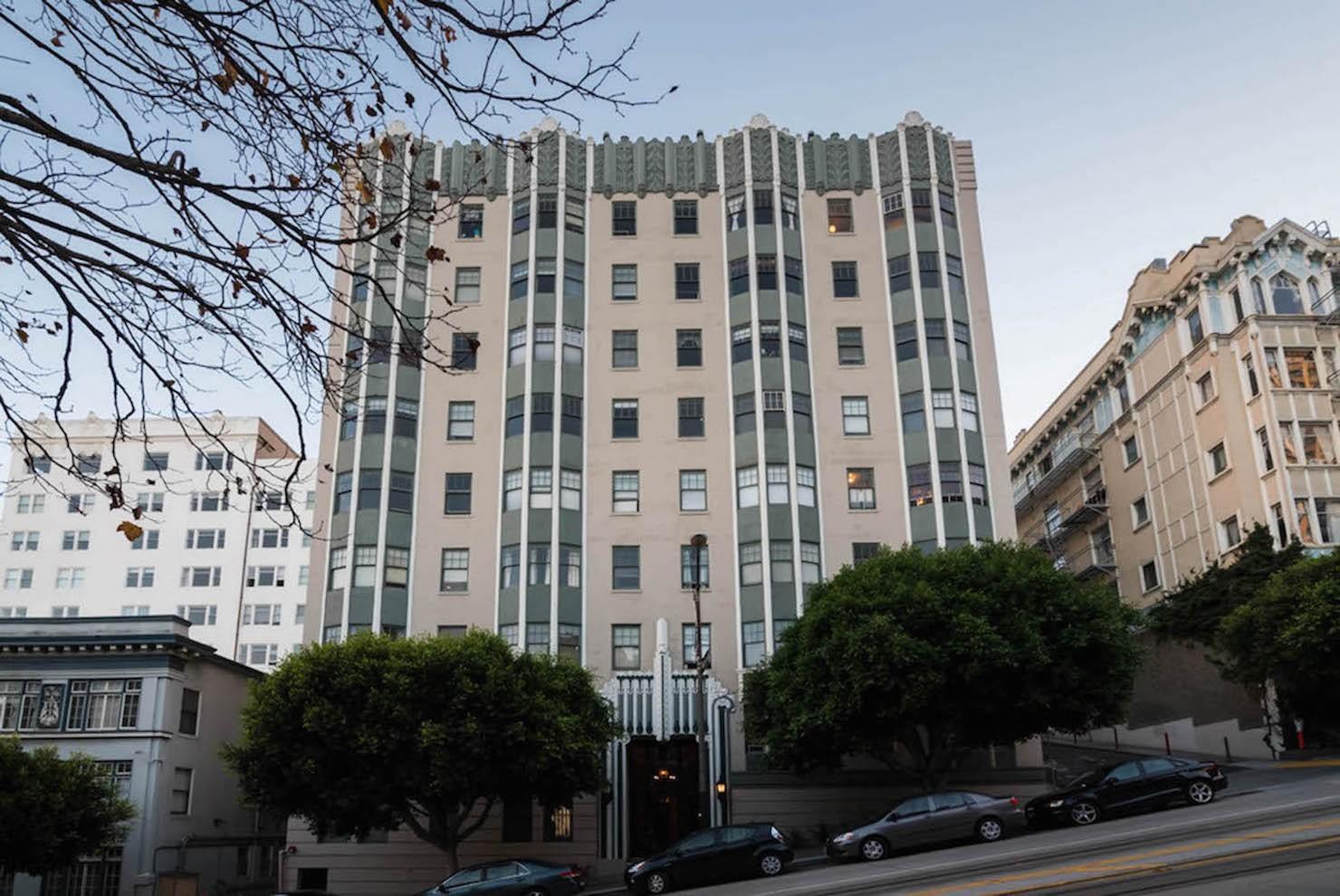 845 CALIFORNIA Apartments & Suites photo #1