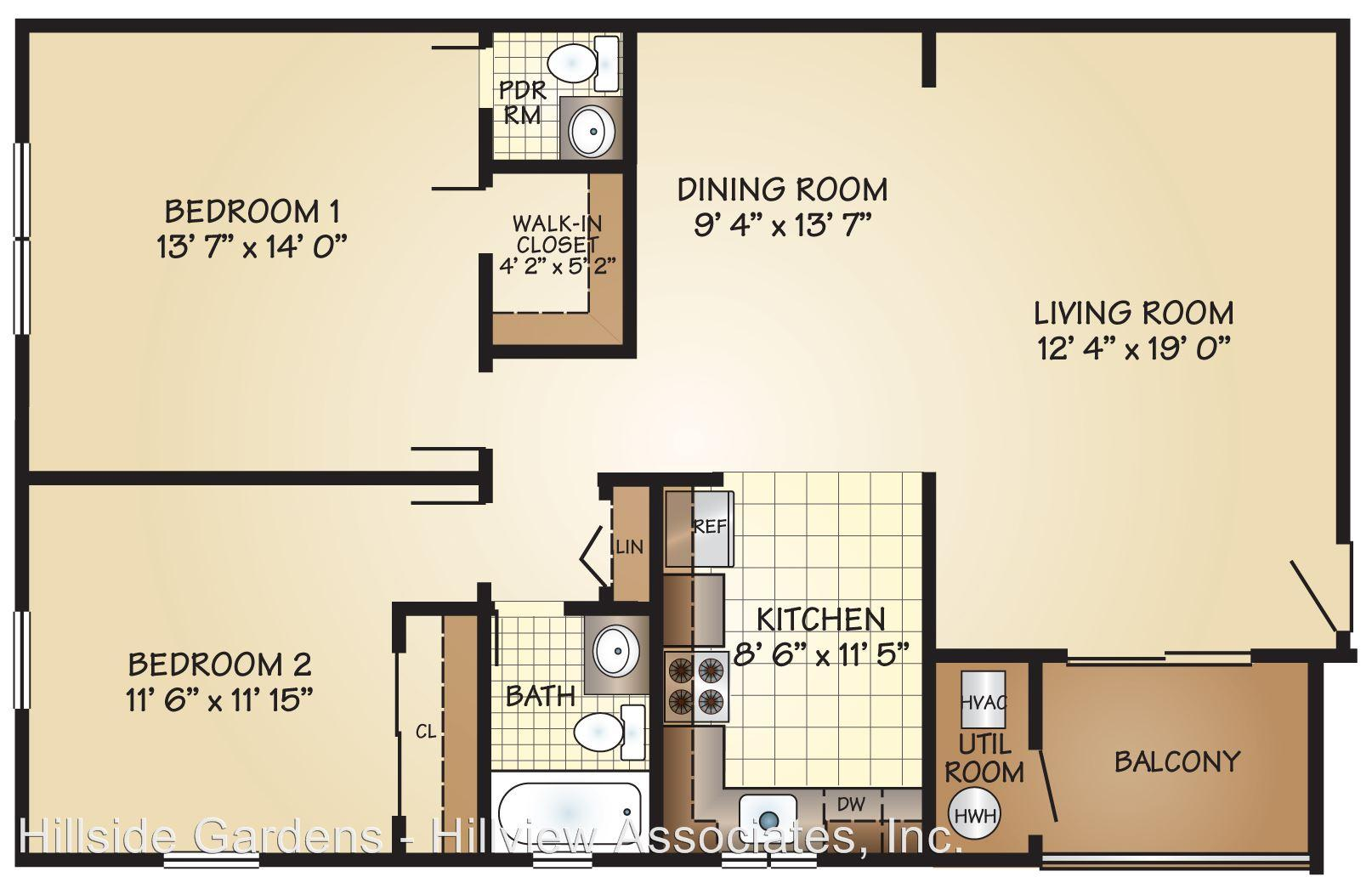 1200 Sunnyview Oval Apartments photo #1