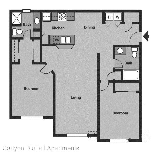 One Bedroom Apartments Spokane Wa