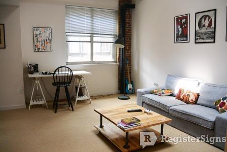 1 BR In Center City photo #1