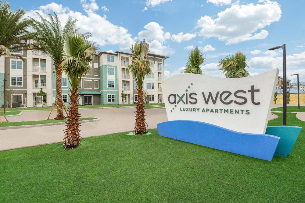 Axis West Apartments photo #1