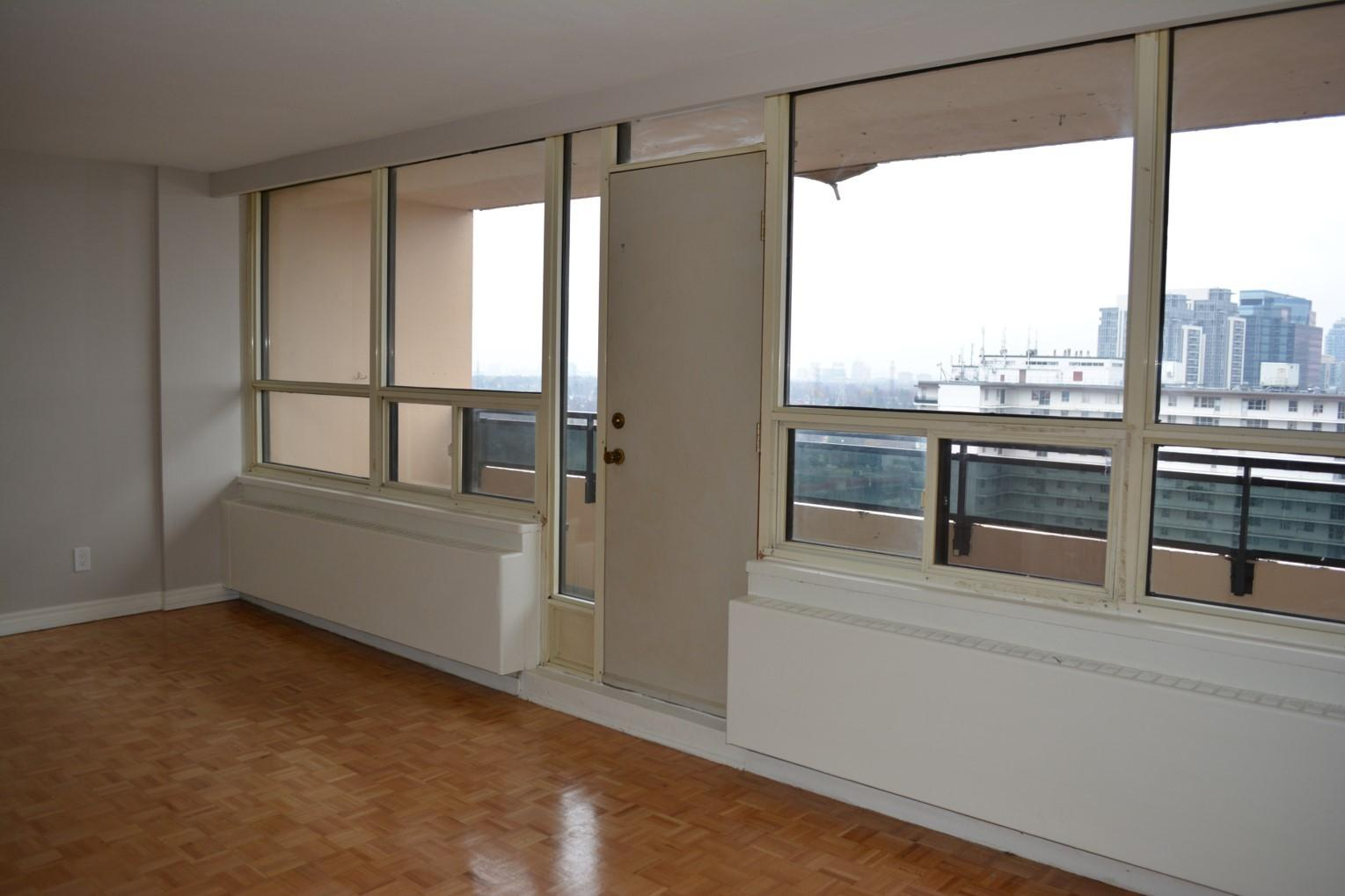 from 1 300 for a one bedroom to a 1 600 three bedroom apartments