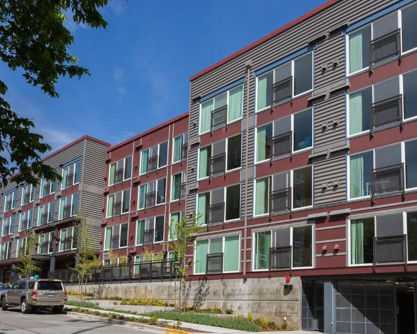 The Flats at Interbay Apartments photo #1
