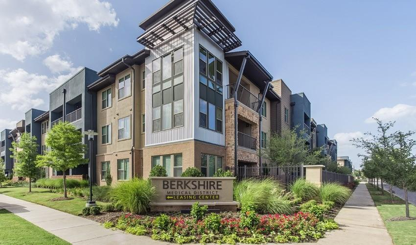 Berkshire Medical District Apartments photo #1