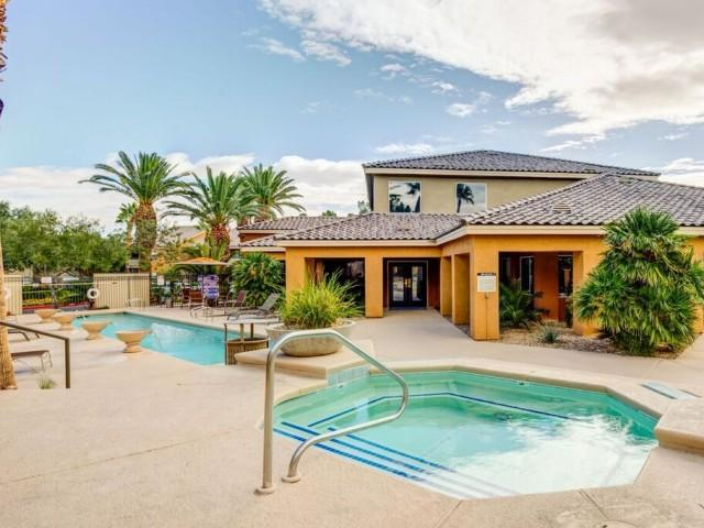 The Palms at Peccole Ranch Apartments photo #1