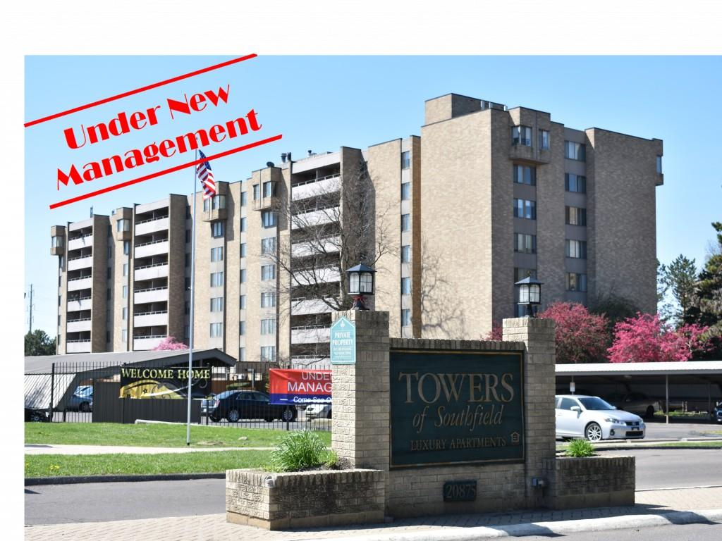 Towers of Southfield Apartments photo #1