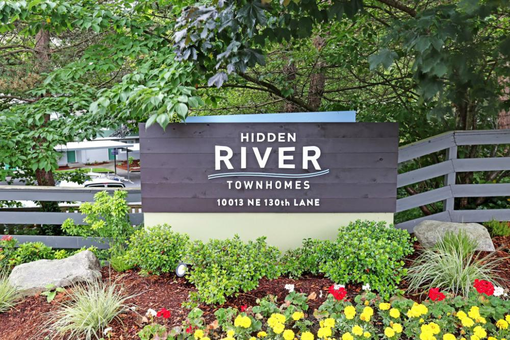 Hidden River Townhomes Apartments photo #1