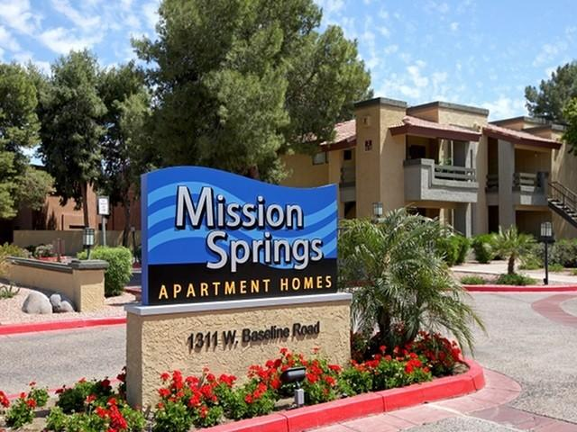 Mission Springs Apartments photo #1