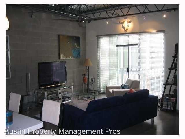 4801 South Congress Ave Unit C4` - Modern Austin Downtown Condo For Rent, 4801 S Congress -
