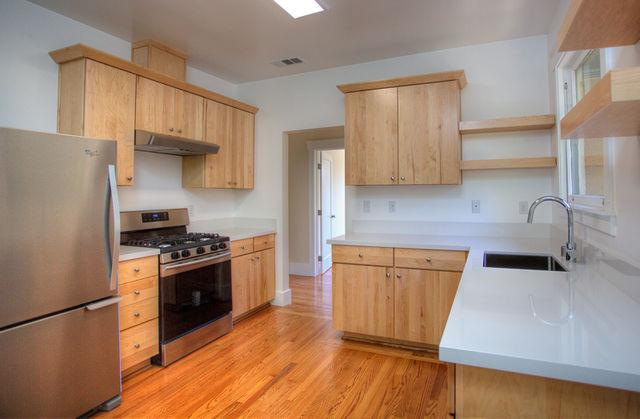 Exquisitely, Restored/Remodeled Two BR in 4-Plex withGarage