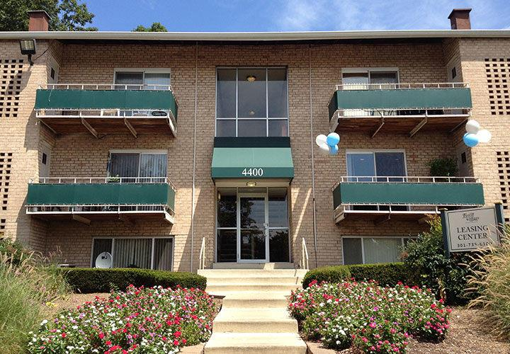 Admiral Place Apartments Suitland Md