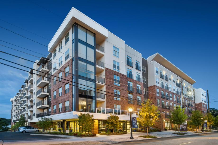 Camden Buckhead Square Apartments Photo #1 Idea