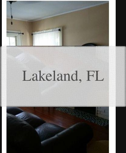2 Spacious BR in Lakeland