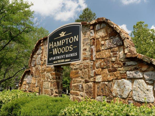 Hampton Woods Apartments photo #1