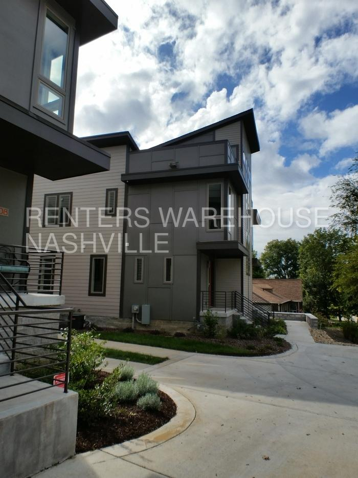 Brand New 3-story Home w/ Rooftop Deck in EAST NASHVILLE!!!
