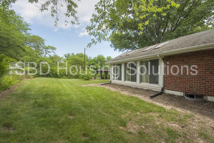 House for rent in Kansas City.