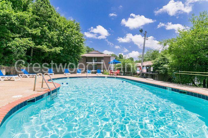 Crestwood Manor - Two BR/ 1.5 BA Townhouse