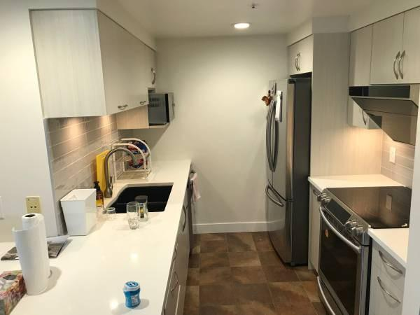 Yaletown Furnished 1 Bedroom at Cambie & Nelson in Waterworks (2902) photo #1