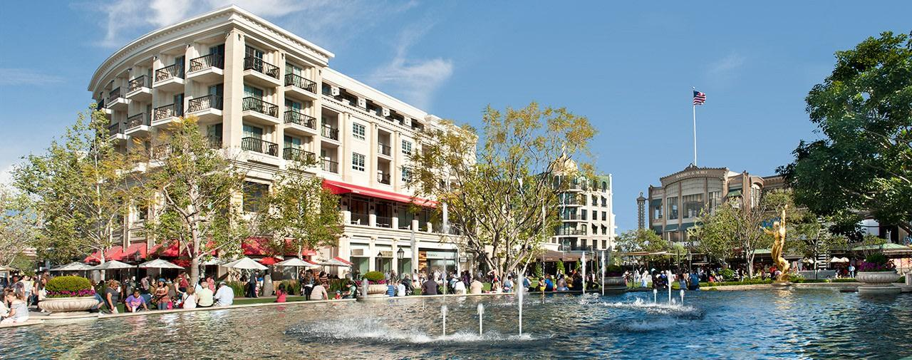 The Americana at Brand Luxury Apartments photo #1