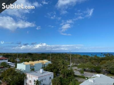 completely remodeled 1/One BA apartment a block away from the beach. photo #1