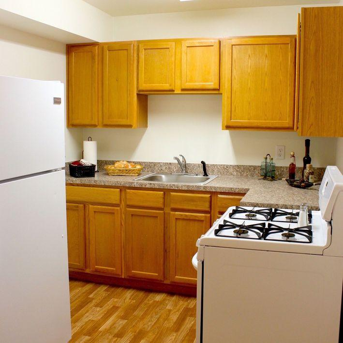 4801 Marshall Avenue Apartments photo #1
