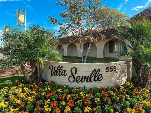 Villa Seville Apartments Naples Street Chula Vista Ca