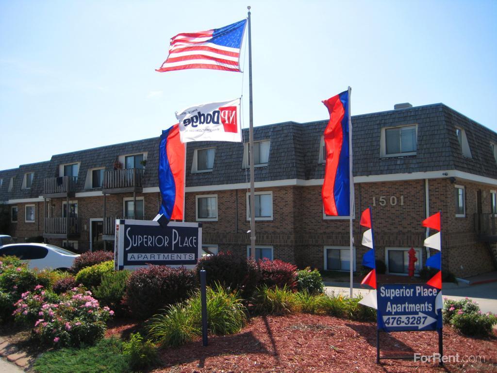 Superior Place Apartments Lincoln NE Walk Score