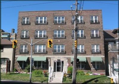 Bloor Street West Apartments For Rent